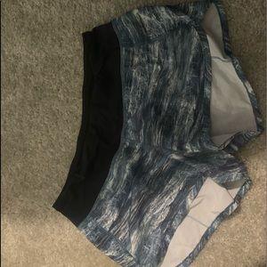 Lulu lemon shorts, worn once, size 4